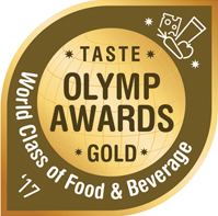 Taste Olymp Awards Gold 2017