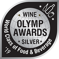 WIne Olymp Awards Silver