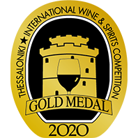 International Wine & Spirit Competition 2020 - Gold Medal